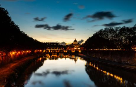 Avondfotografie Rome cursus fotoreis