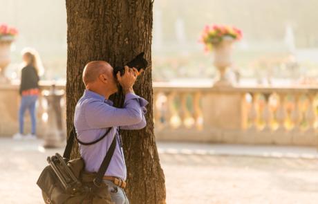 Deelnemer Fotoreis Parijs