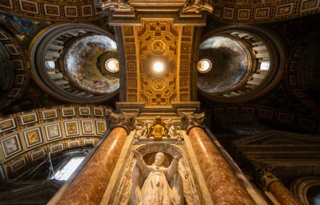 Fotograferen kerk Rome