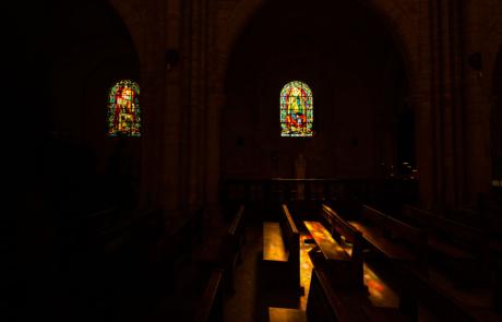 Fotografie Kerk fotocursus