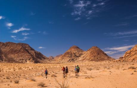 Fotografie Woestijn cursus Wadi Rum