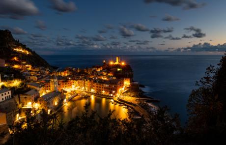 Fotoreis Cinque Terre Italie avondfotografie