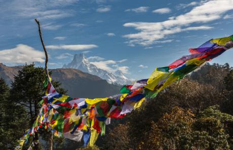 Fotoreis Nepal Mardi Himal Trek