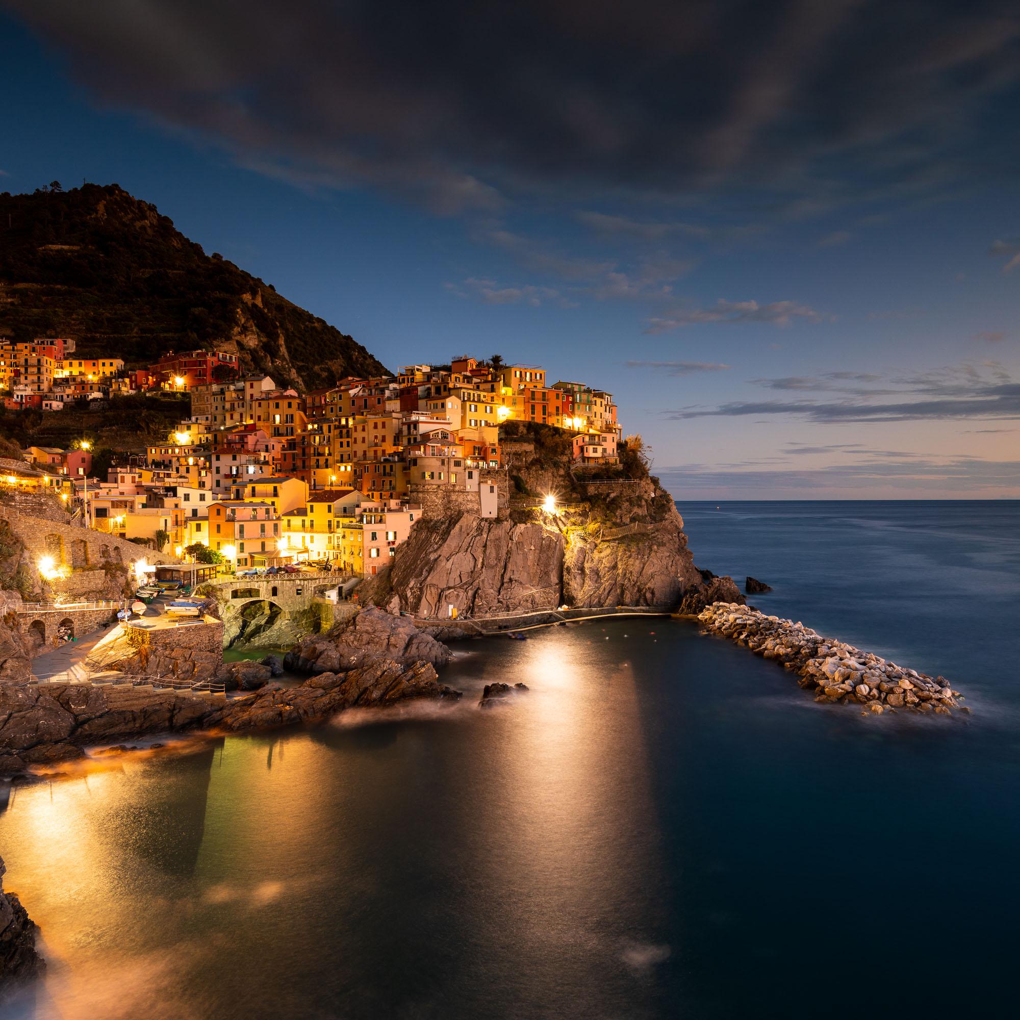 Header Cinque Terre fotoreis Italie landschapsfotografie