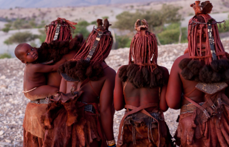 Himba Namibië fotoreis