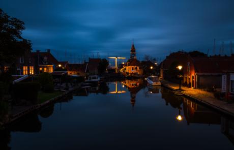 Hindeloopen avondfotografie fotograaf