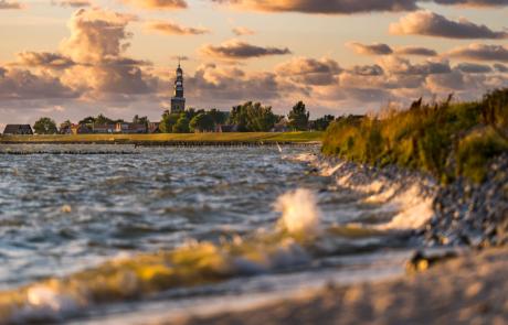 Hindeloopen landschapsfotografie Friesland cursus