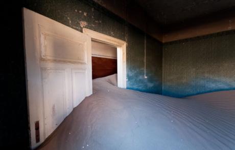 Kolmanskop Namibie fotoreis