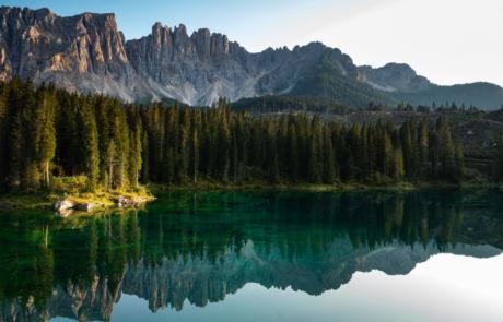 Lago Di Carezza fotoreis fotocursus