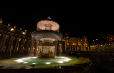 Nachtfotografie Rome Avondfotografie