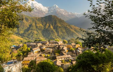 Nepal Annapurna Fotoreis Trek