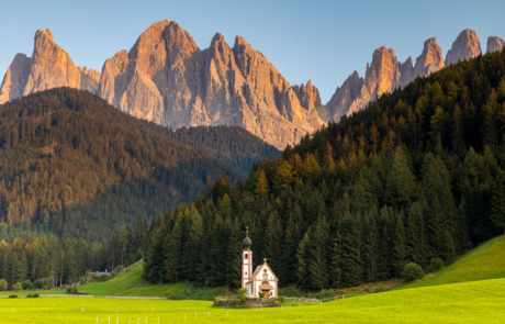 San Giovanni Dolomieten fotoreis Berglandschap