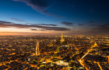 Uitzicht Parijs fotoreis fotocursus Frankrijk