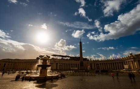 Vaticaanstad Rome fotocursus
