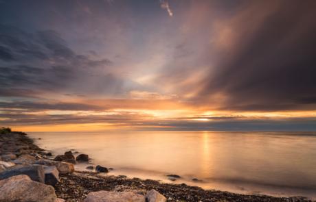 Zonsondergang fotoreis Zuidwest Friesland