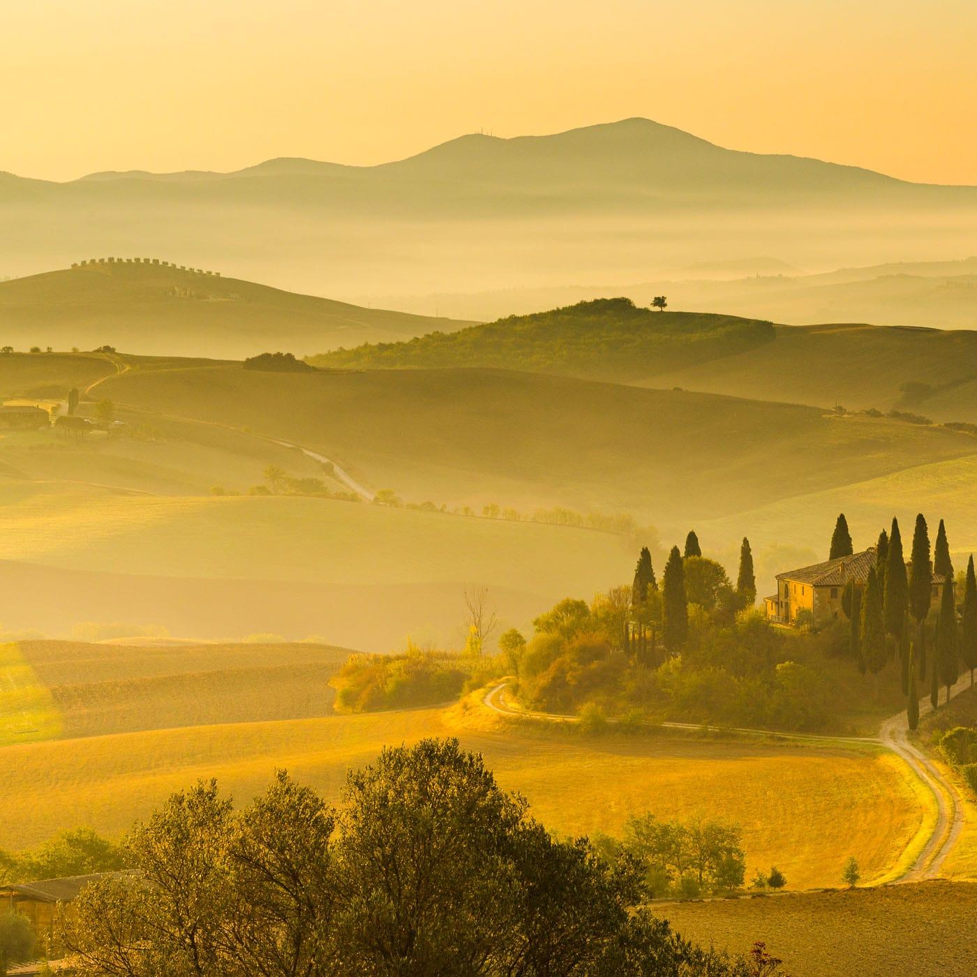 Fotoreis Toscane Italie