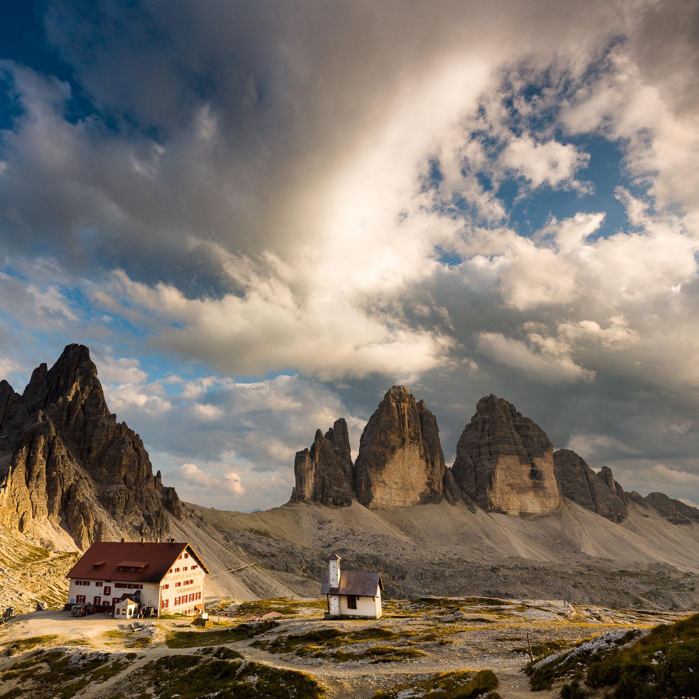 Fotoreis Dolomieten Italie Header Tre Cime
