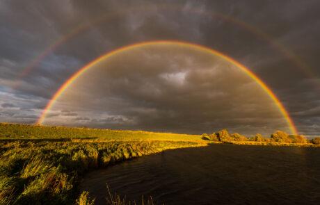 Weerkunde meteologie fotografie