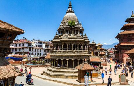Kathmandu Koningssteden Vallei