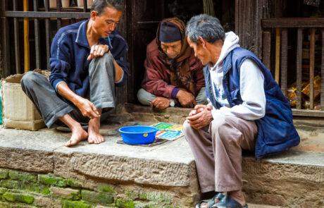 Straatfotografie Nepal Fotoreis